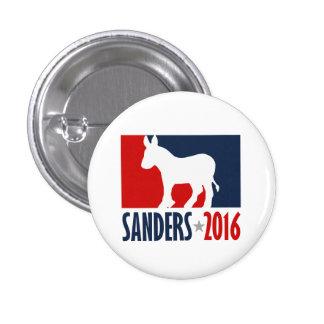 Sanders 2016 Sports Pro 1 Inch Round Button