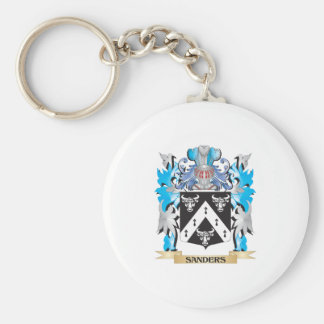 Sanders Coat of Arms - Family Crest Keychains