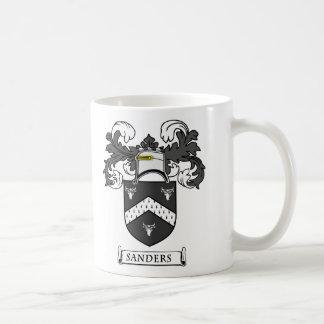 SANDERS Coat of Arms Mugs