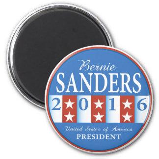 Sanders for President 2 Inch Round Magnet