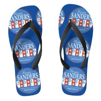 Sanders for President Flip Flops