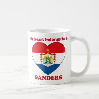 Sanders Mug