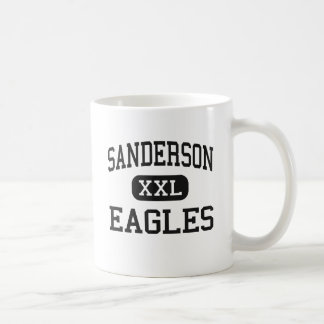 Sanderson - Eagles - High School - Sanderson Texas Coffee Mugs