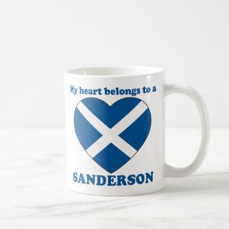 Sanderson Coffee Mug