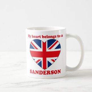Sanderson Mugs