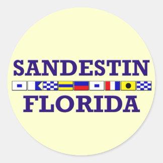 Sandestin Sticker