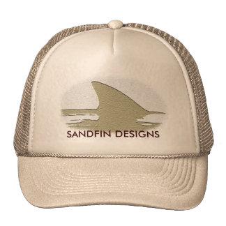 SANDFIN DESIGNS HAT