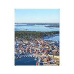 Sandhamn, Stockholm archipelago, Sweden Stretched Canvas Print