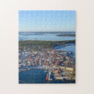 Sandhamn, Stockholm archipelago, Sweden Jigsaw Puzzle