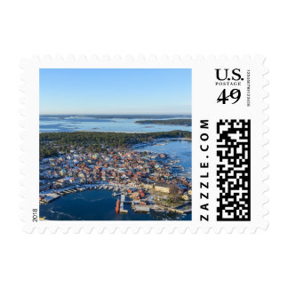 Sandhamn, Stockholm archipelago, Sweden Postage
