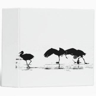 Sandhill Crane Birds Wildlife Animals Bosque Binder
