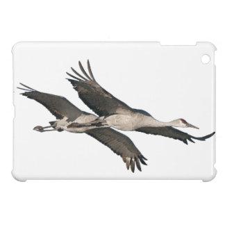 Sandhill Crane Birds Wildlife Animals iPad Mini Covers