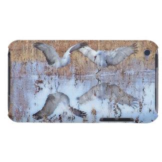 Sandhill Crane Birds Wildlife Animals iPod Case-Mate Case