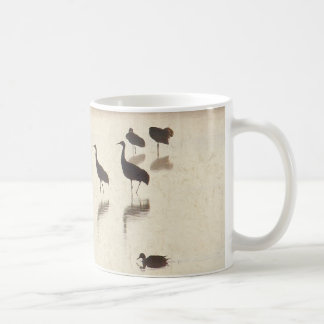 Sandhill Crane Birds Wildlife Animals Mug