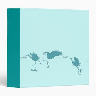 Sandhill Crane Birds Wildlife Animals Photography Binder