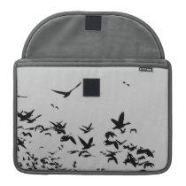 Sandhill Crane Birds Wildlife Animals Photography MacBook Pro Sleeve
