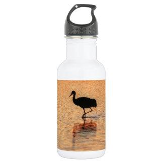 Sandhill Crane, Bosque del Apache Water Bottle