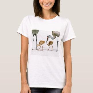Sandhill Crane Famiy shirt