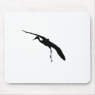 Sandhill Crane Mouse Pad