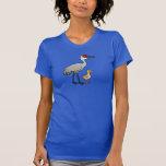 Sandhill Crane with Chick Tee Shirt