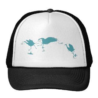 Sandhill Cranes Dance Hat