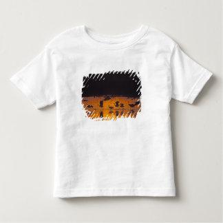 Sandhill Cranes el canadensis) del Grus Bosque Del T Shirt