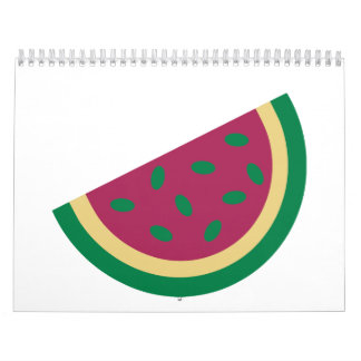 Sandía Calendario