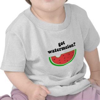 ¿Sandía conseguida? Camisetas