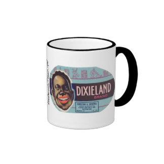 Sandía de Dixieland Veg n Taza De Dos Colores