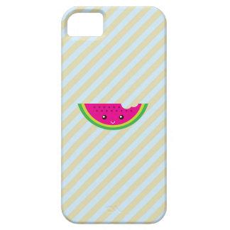Sandía de Kawaii iPhone 5 Case-Mate Coberturas