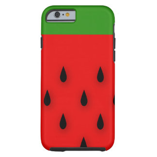 ¡Sandía! Funda Resistente iPhone 6