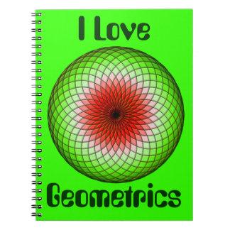 Sandía geométrica libro de apuntes