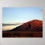 Sandia Mountains - Albuquerque, New Mexico Poster