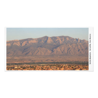 Sandia Mountains Bernalillo Image 2 Photo Card