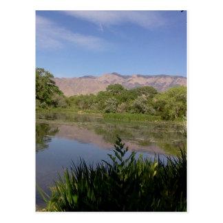 Sandia Mountains Postcard