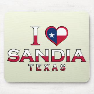 Sandia Texas Mousepad