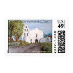 SANDIEG MISSION, California Stamp