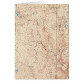 Sandisfield, Massachusetts Card