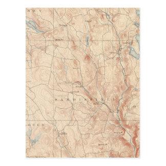 Sandisfield, Massachusetts Postcard