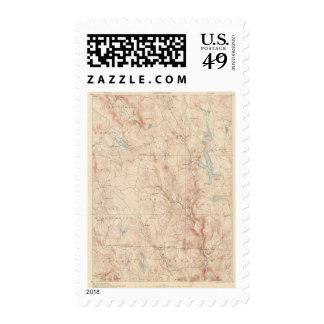 Sandisfield, Massachusetts Stamp