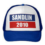 SANDLIN 2010 MESH HATS