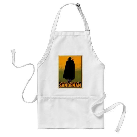Sandman - 1920 adult apron