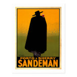 Sandman - 1920 post card