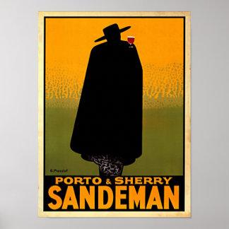 Sandman - 1920 poster
