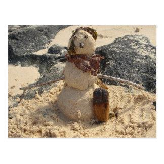 Sandman Postcard