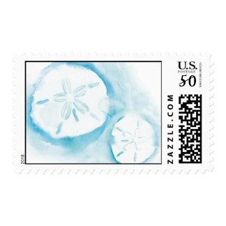 Sandollar Mist Postage Stamp
