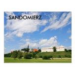Sandomierz Post Card