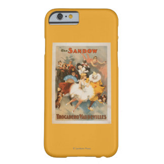 Sandow Trocadero Vaudevilles Carnival Theme Barely There iPhone 6 Case