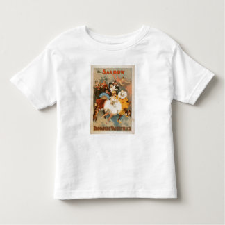 Sandow Trocadero Vaudevilles Carnival Theme Toddler T-shirt