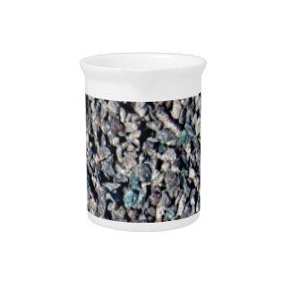 sandpaper grit pitcher